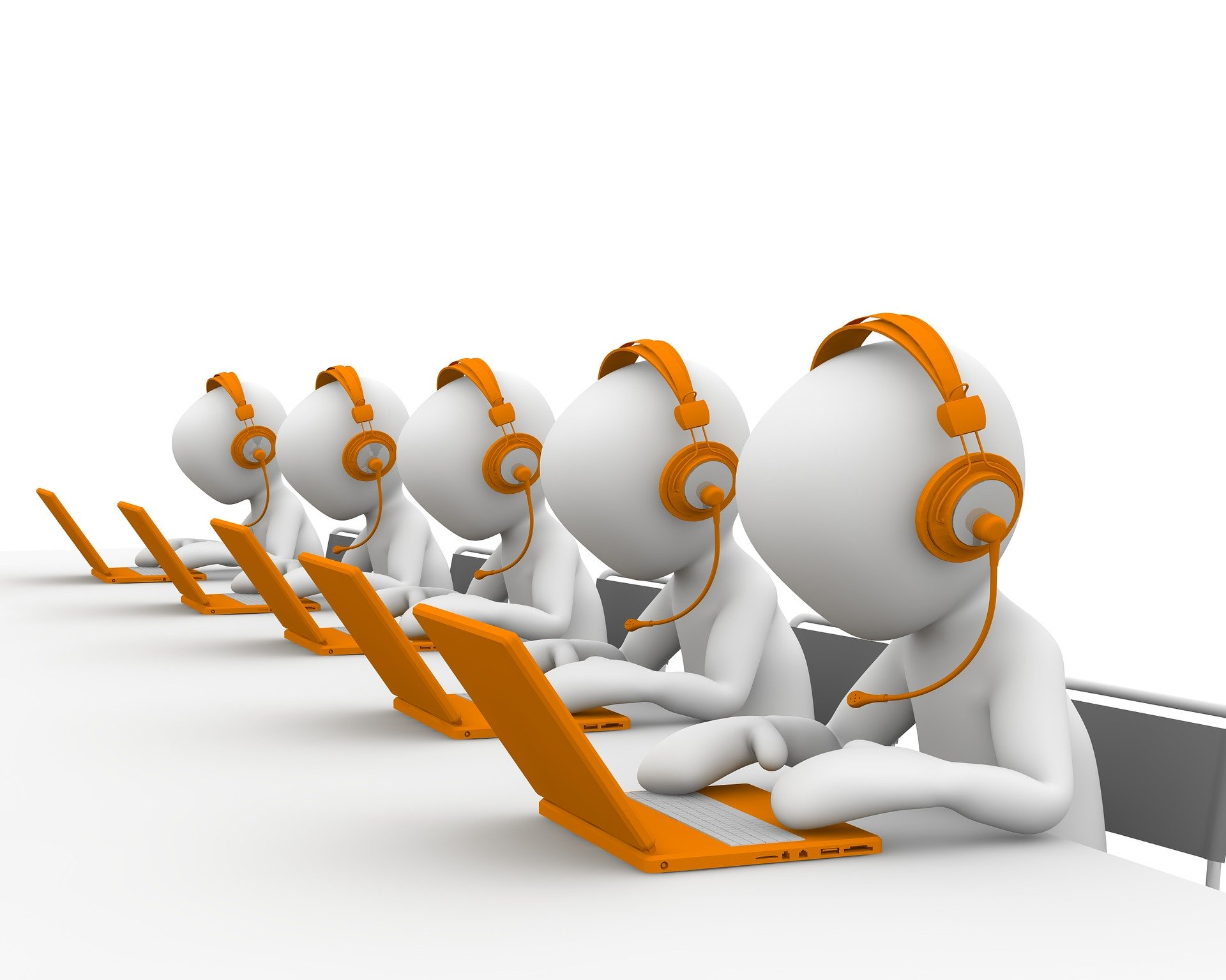 CUSTOMER CARE – Learn the skills to attract and retain your customers.